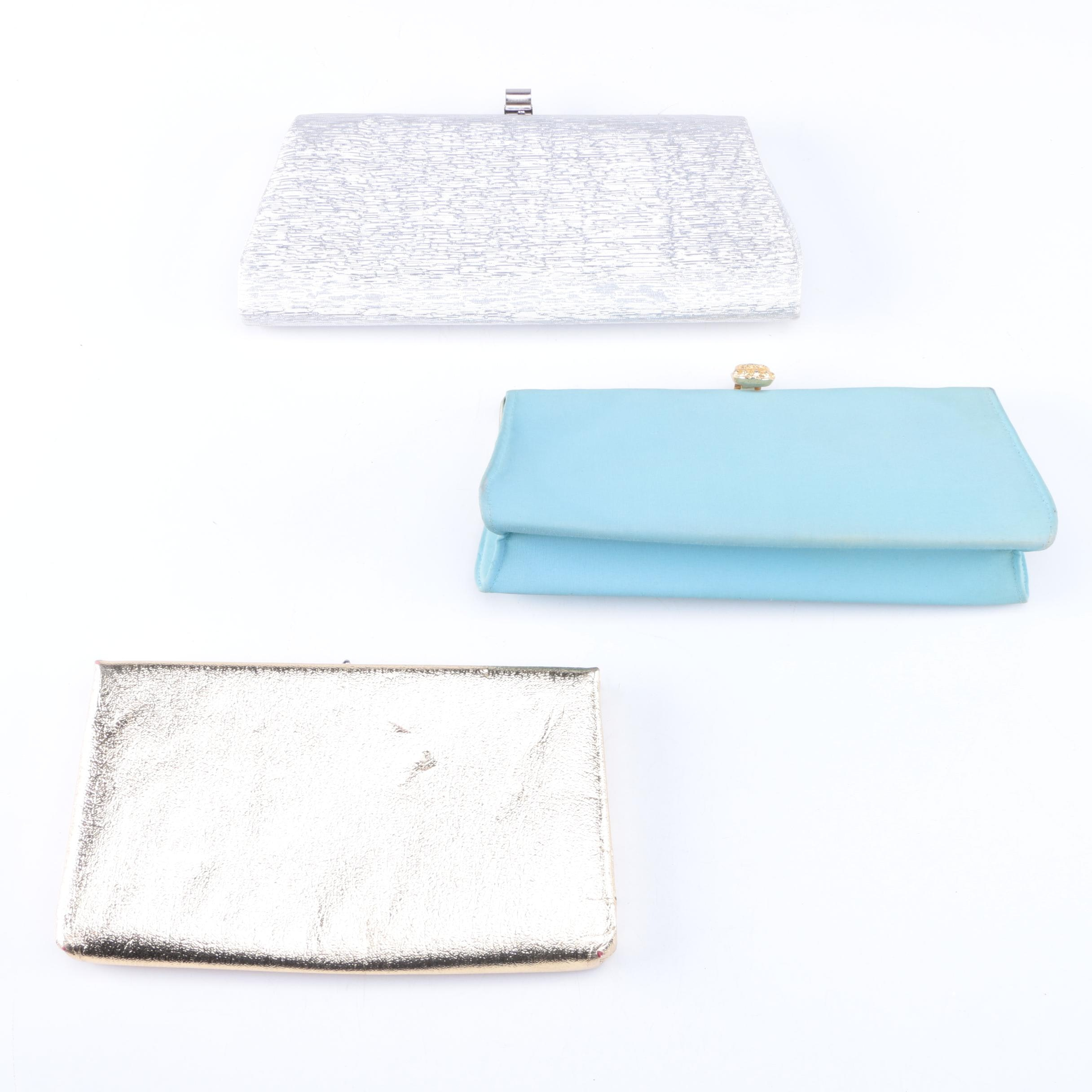 Evening Clutches Including Harry Levine
