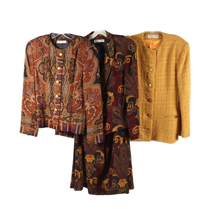 87297d34a2aa Vintage Gloria Sachs Women s Clothing   EBTH