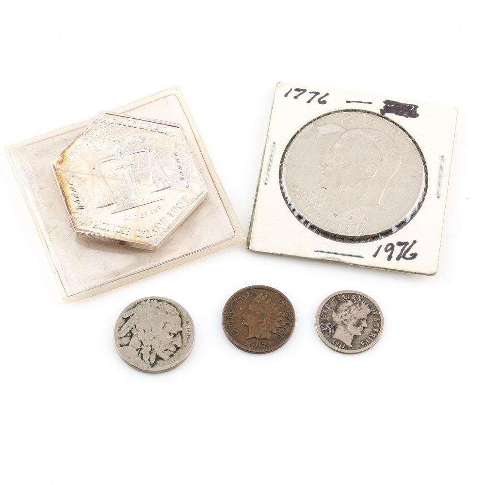 American Coin And Bullion Round Ebth