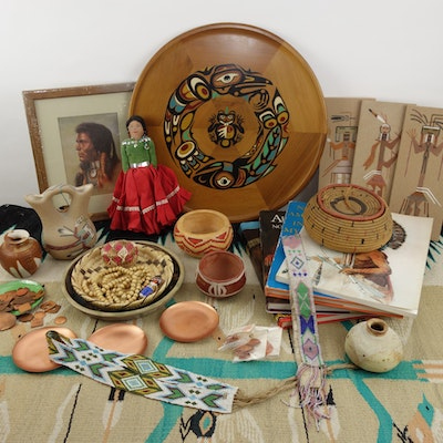 Native American Art Auction | Native American Art for Sale in Art ...