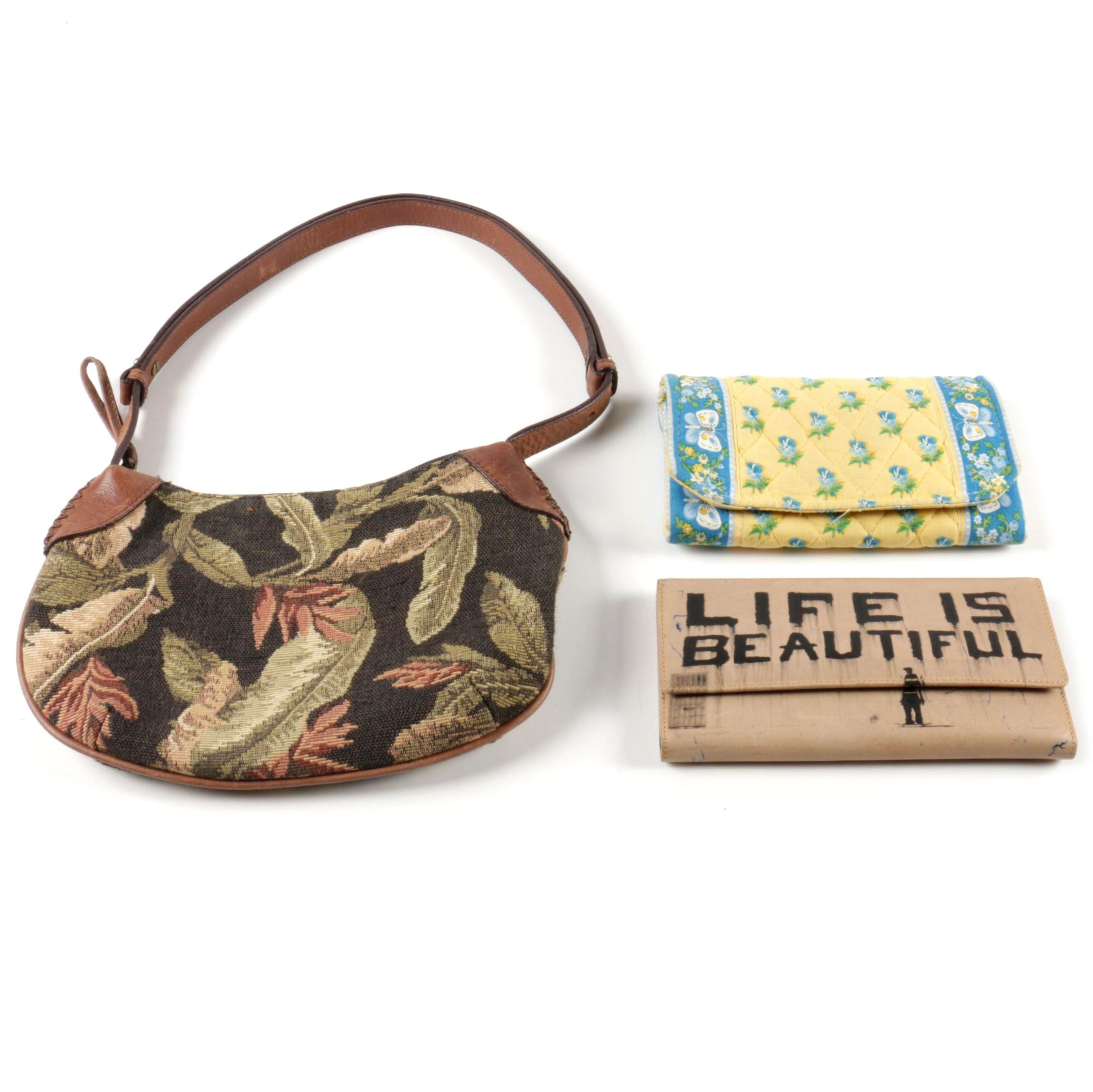 Handbag and Wallets with Tommy Bahama