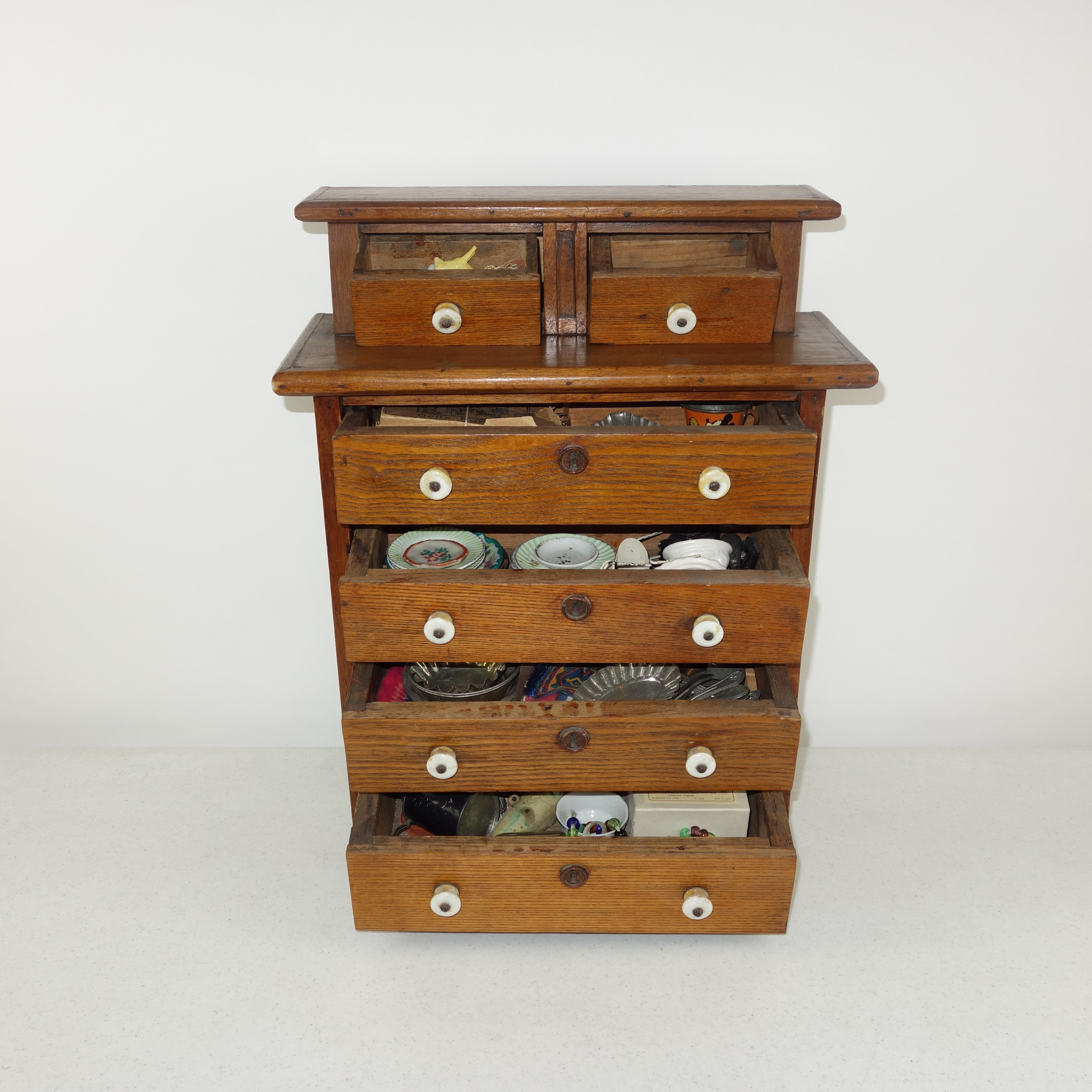 Child's Diminutive Chest of Drawers