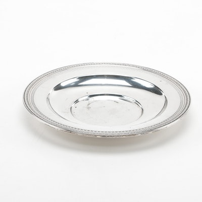 International Silver Co. Sterling Silver Dish