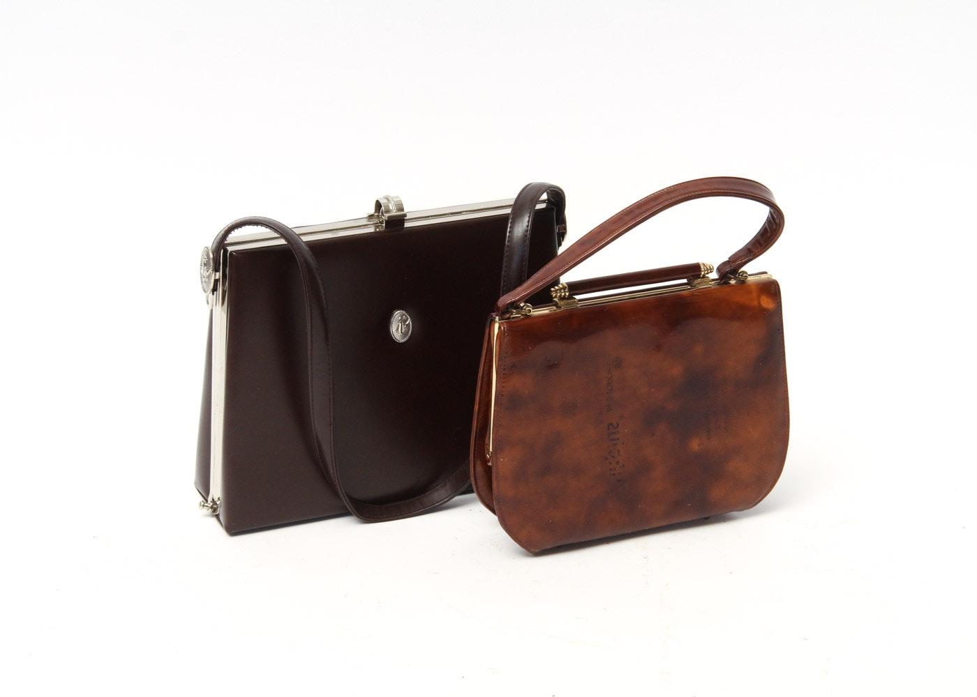Pair of Vintage Handbags