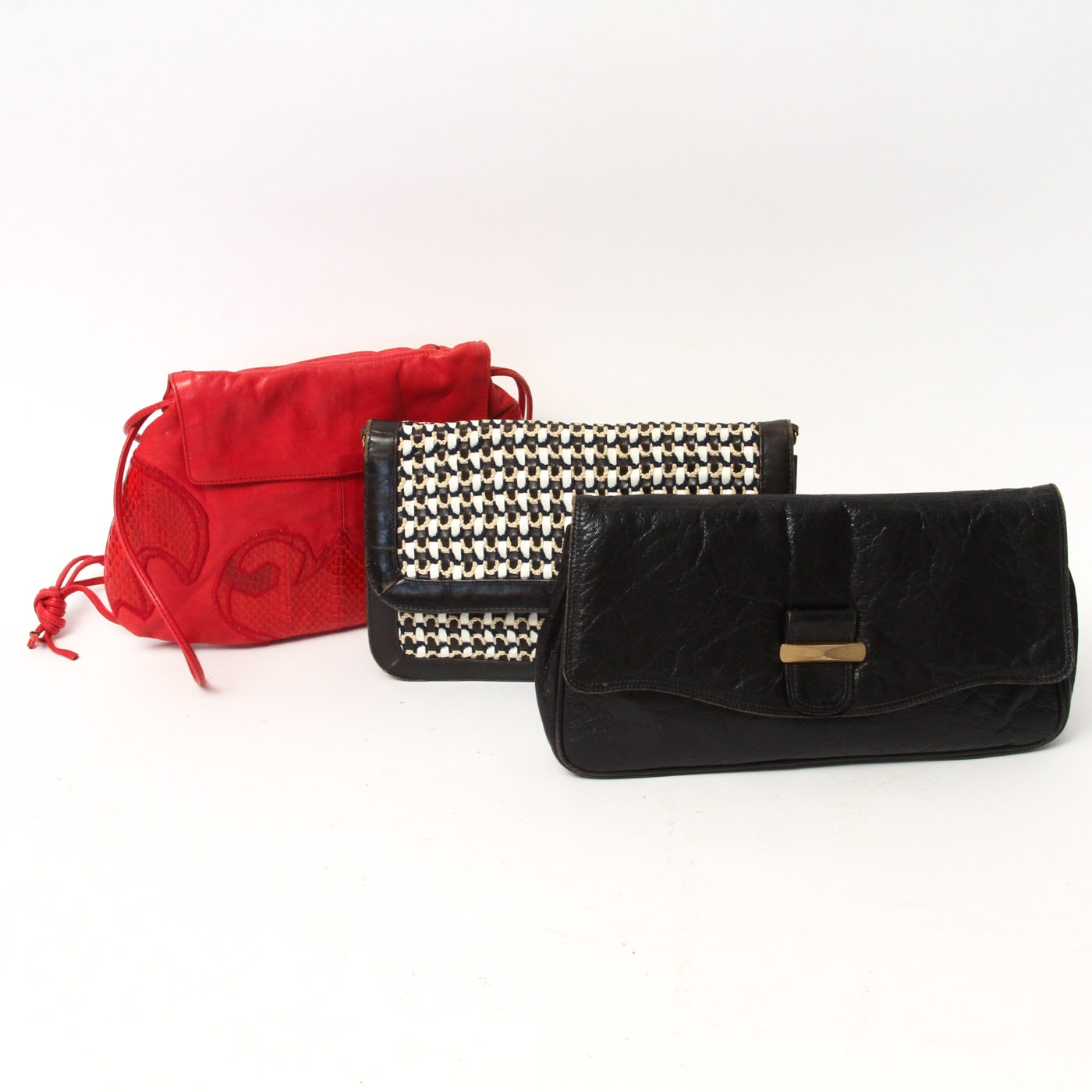 Collection of Vintage Handbags