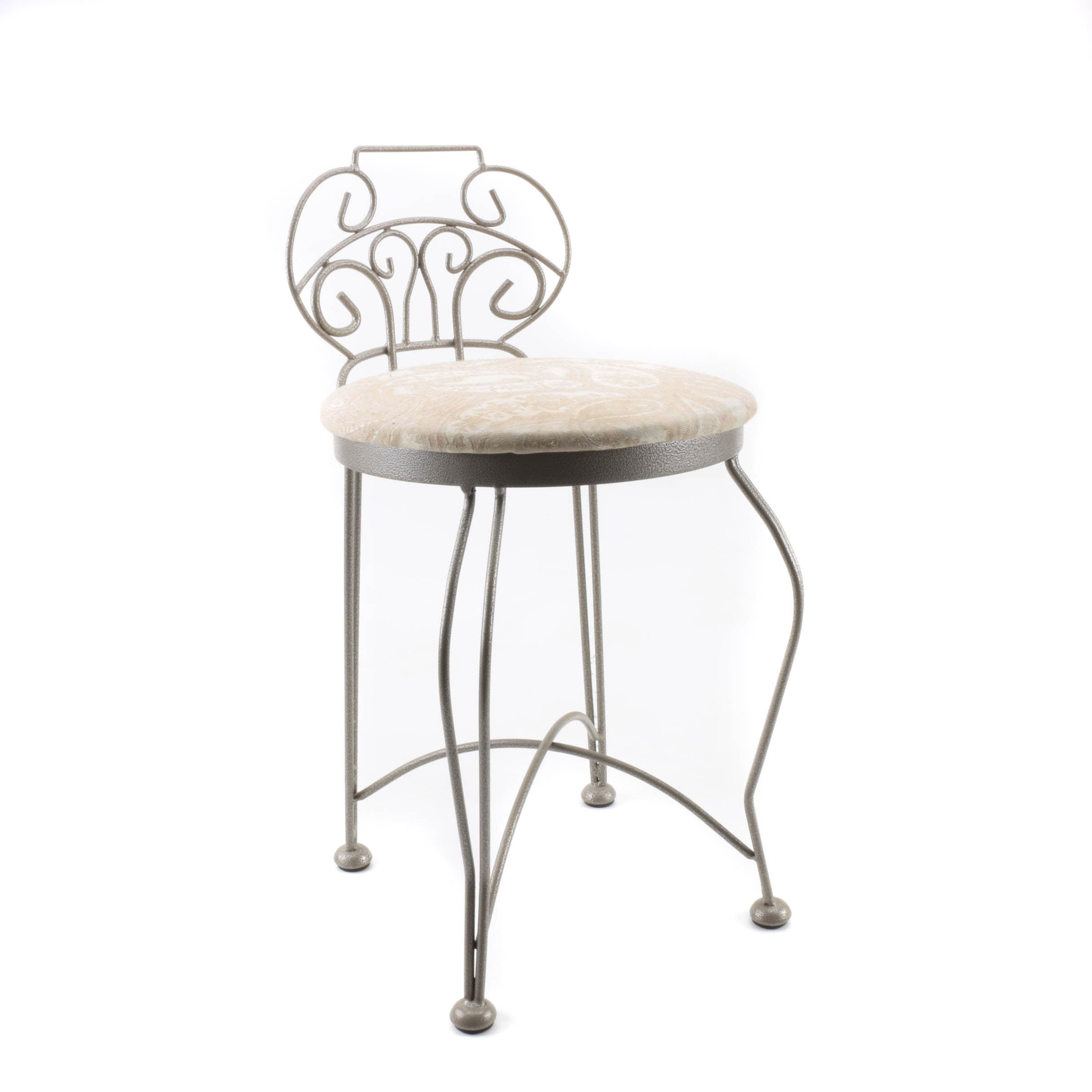 Ice Cream Parlor Style Chair by Homtomi America, Inc.