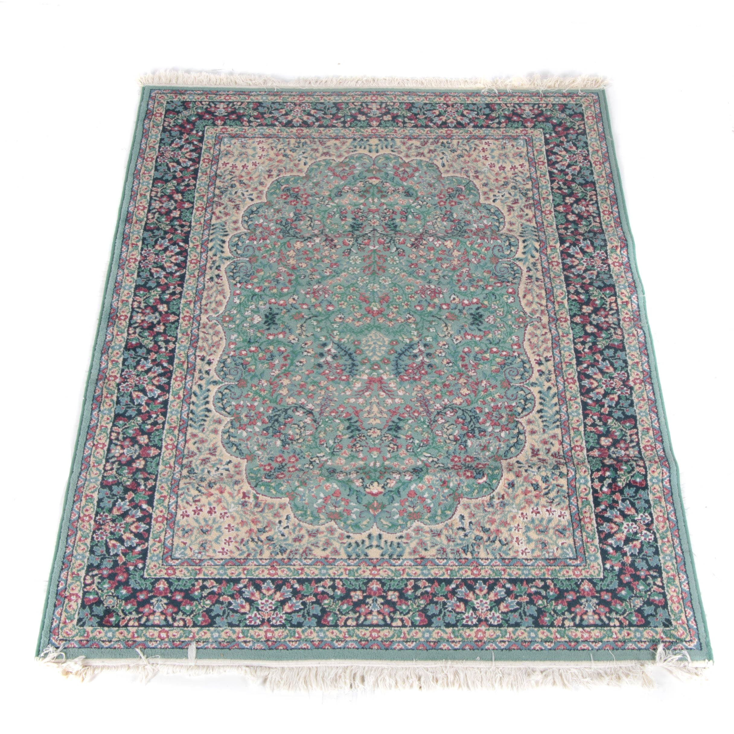 """Power-Loomed Oriental Weavers """"Cairo Collection"""" Floral Area Rug"""