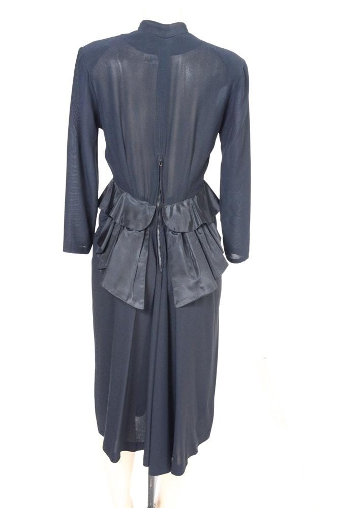 Women S Vintage Shirtwaist Dress Ebth