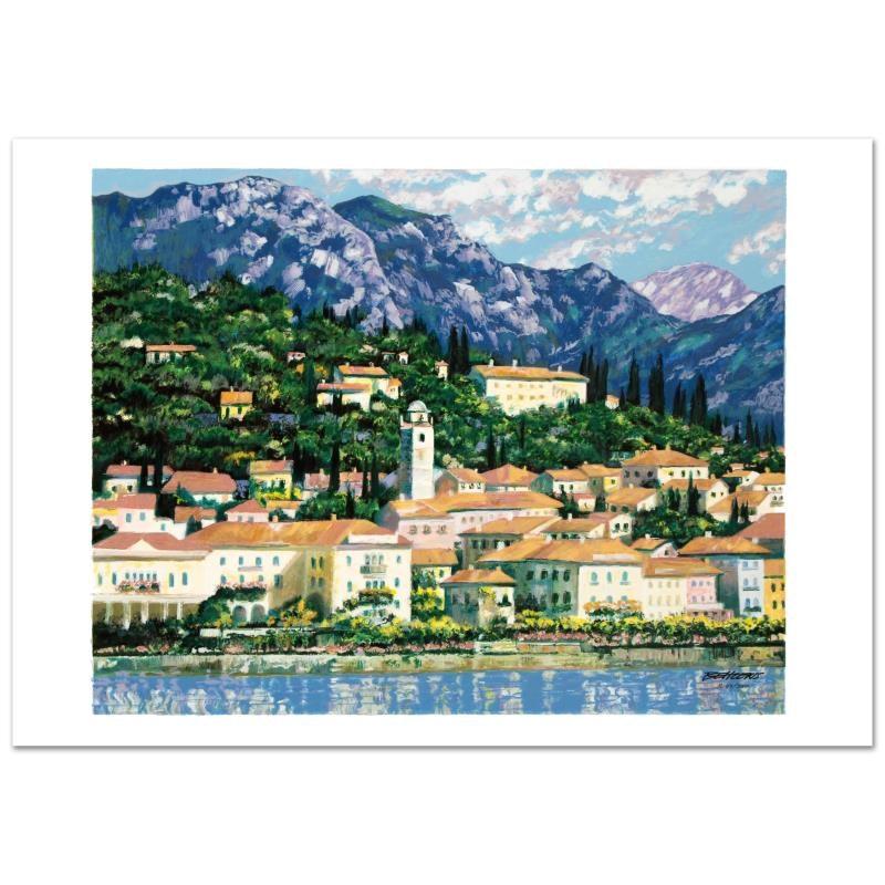 """""""Bellagio Hillside"""" Limited Edition by Howard Behrens"""