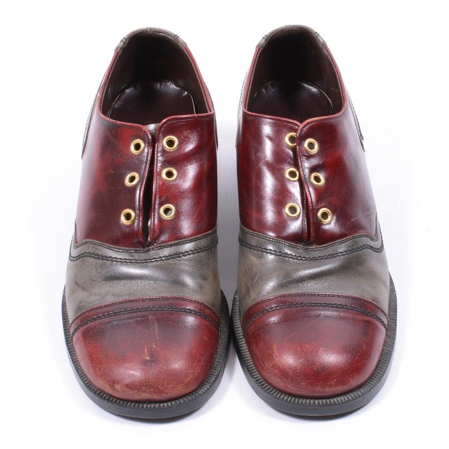 Mens Vintage Platform Shoes 29