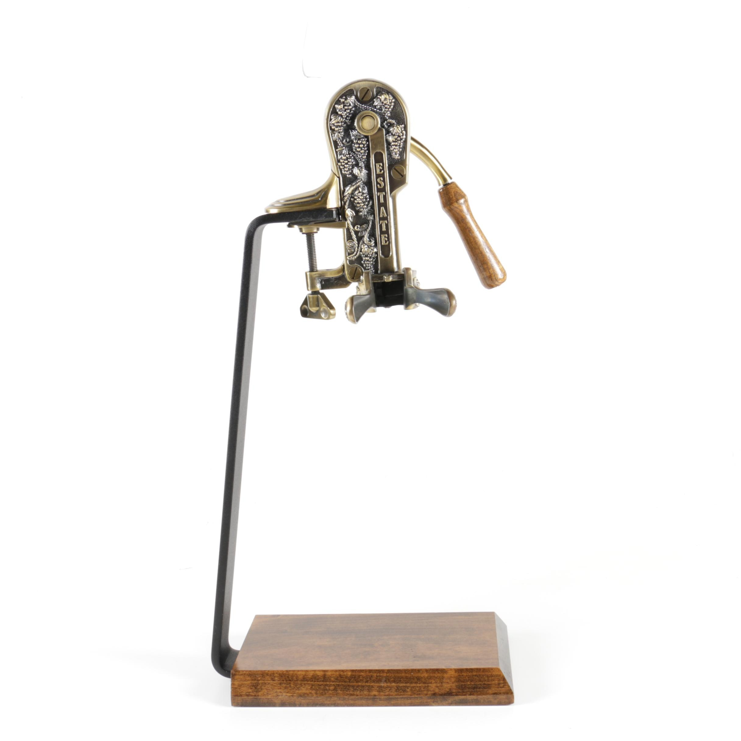 Estate Free Standing Wine Opener