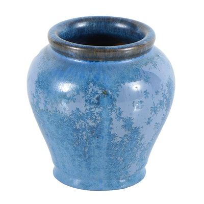 Middle Period Fulper Crystalline Vase
