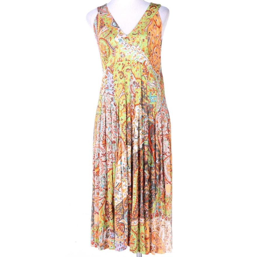 8d5a517f71b7 ETRO Milano Printed Dress   EBTH