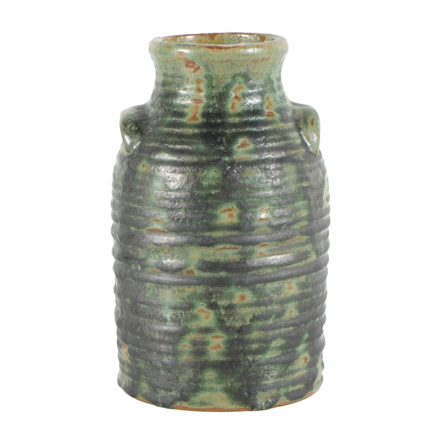 Fulper Vase Colonial Revival Ebth