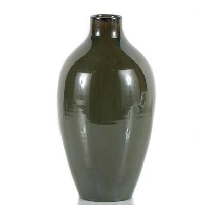 Fulper Olive Vase
