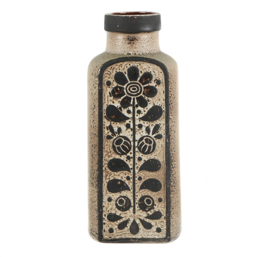 Carstens Tonnieshof Ceramic Vase Numbered 7690-50