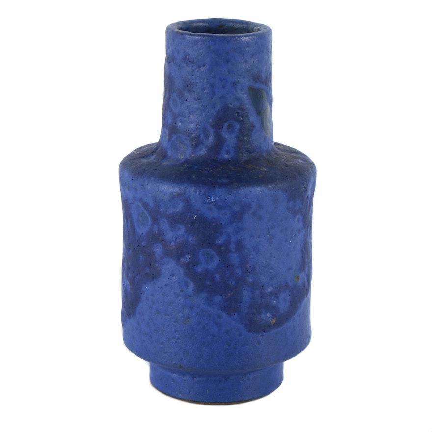 Mid Century Ceramic Vase By Otto Gerhaz And Otto Keramik Ebth