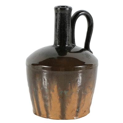 Fulper Musical Whisky Jug