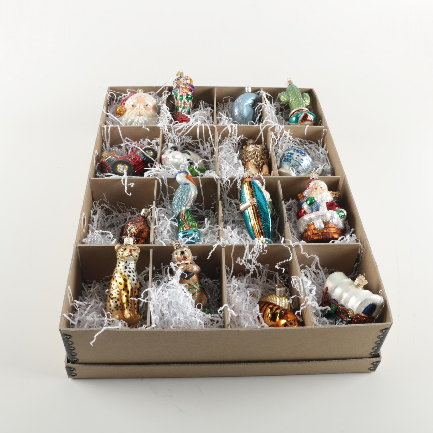 Old World Christmas Ornament Collection | EBTH