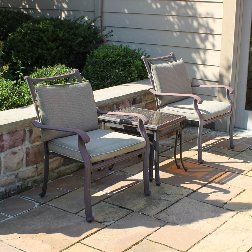 Coleman Patio Chairs ... - Coleman Patio Chairs : EBTH