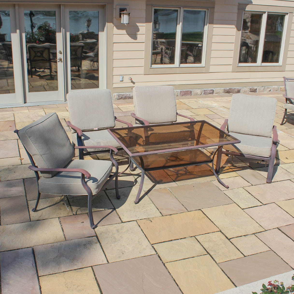 Coleman Patio Dining Set ...