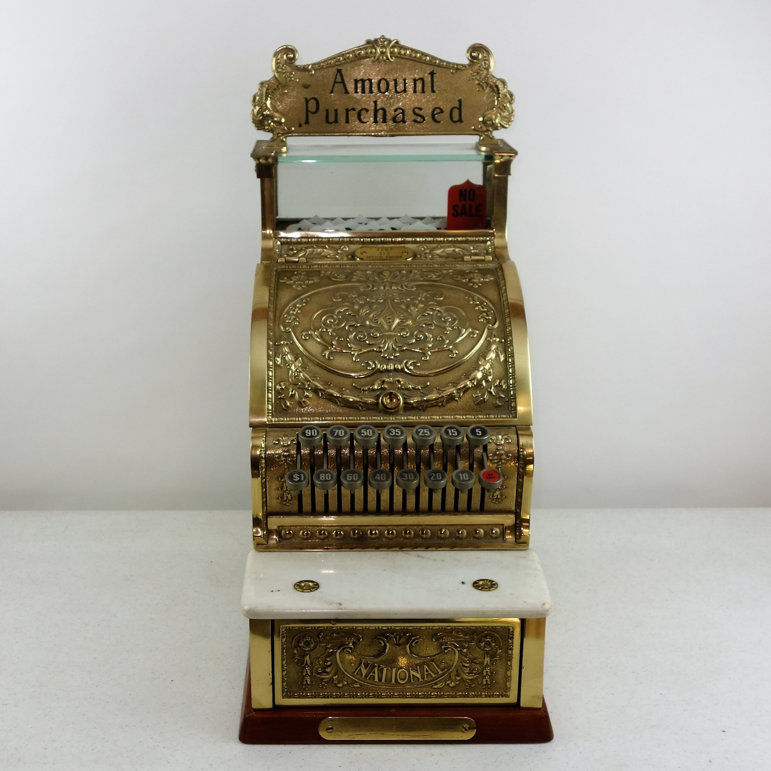 Vintage Special Edition National Cash Register