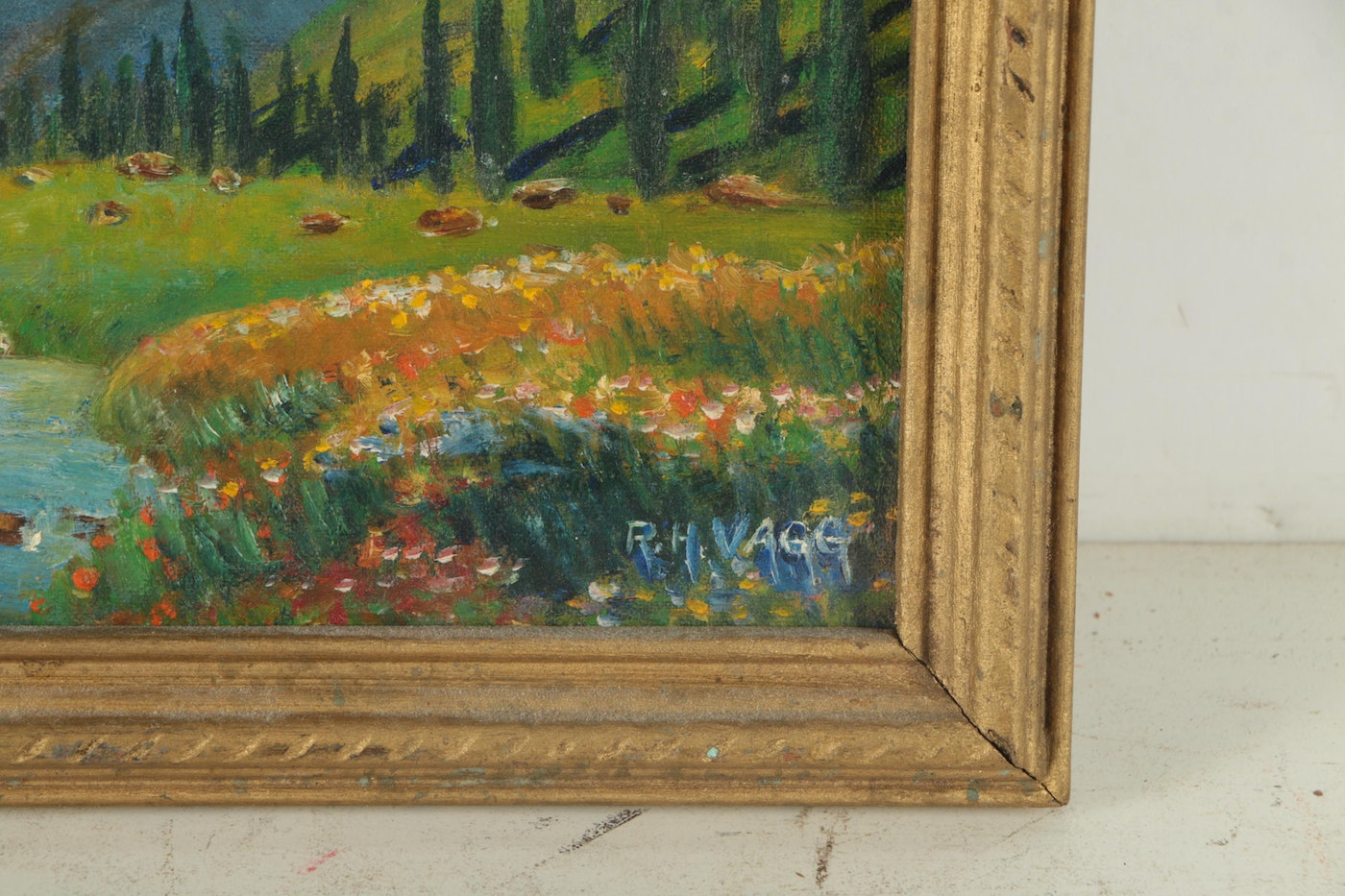 Auto Painting Grass Valley