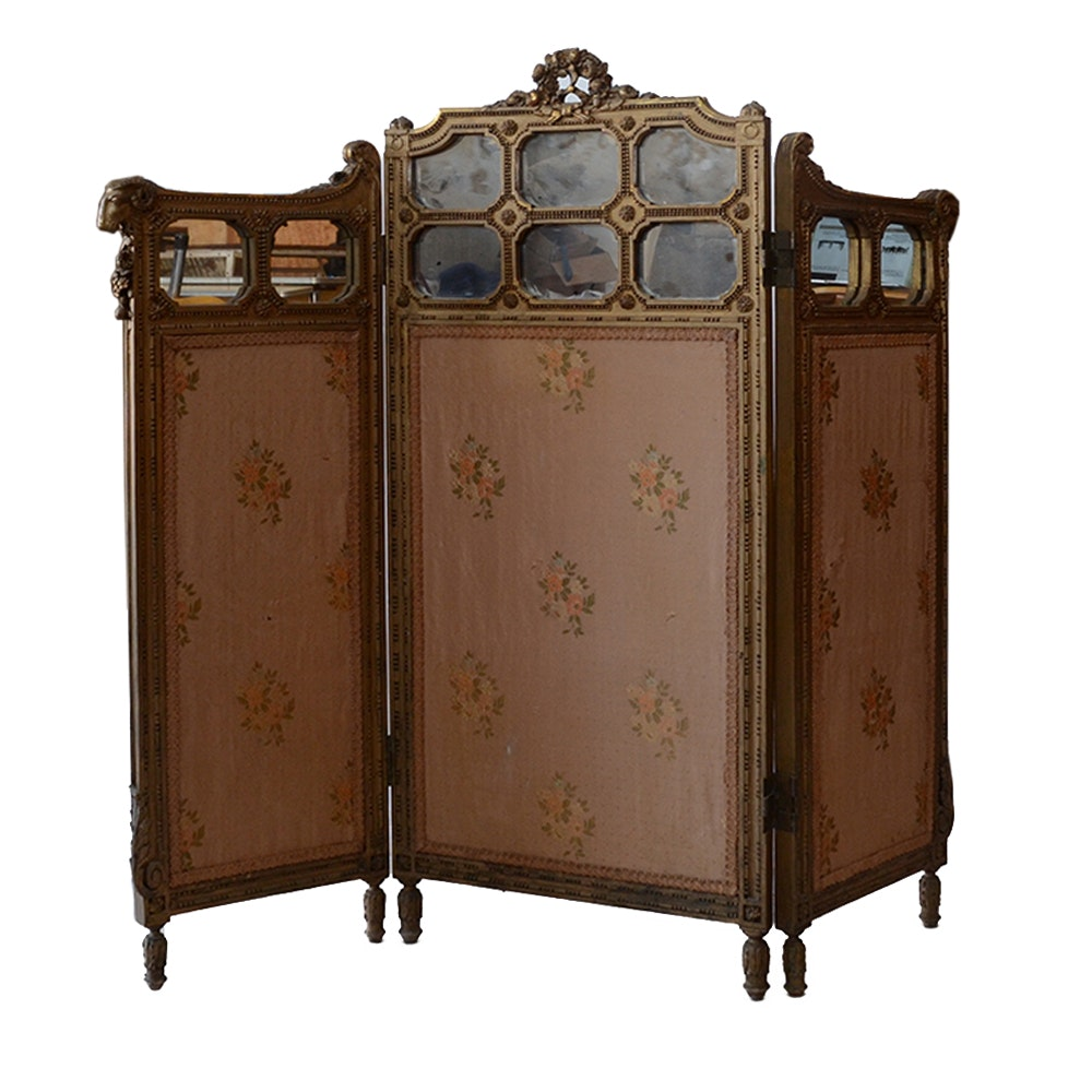 Vintage Decorative Screens Room Dividers and Room Partitions in