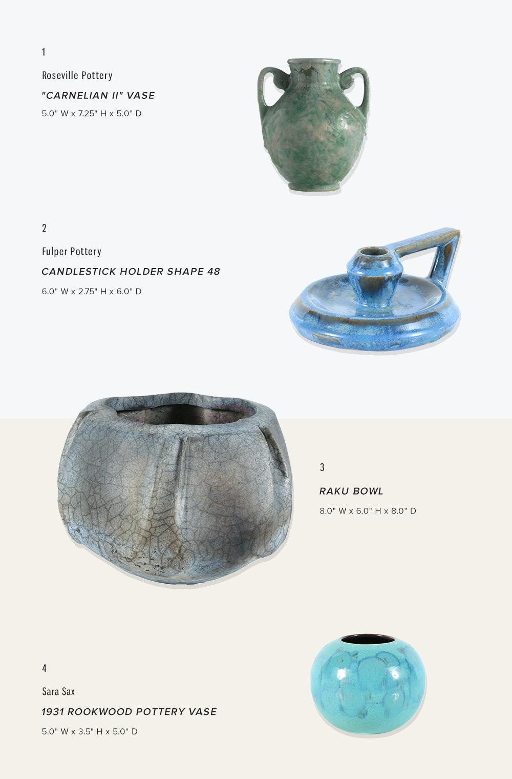 A.C.E. Series: History of Art Pottery
