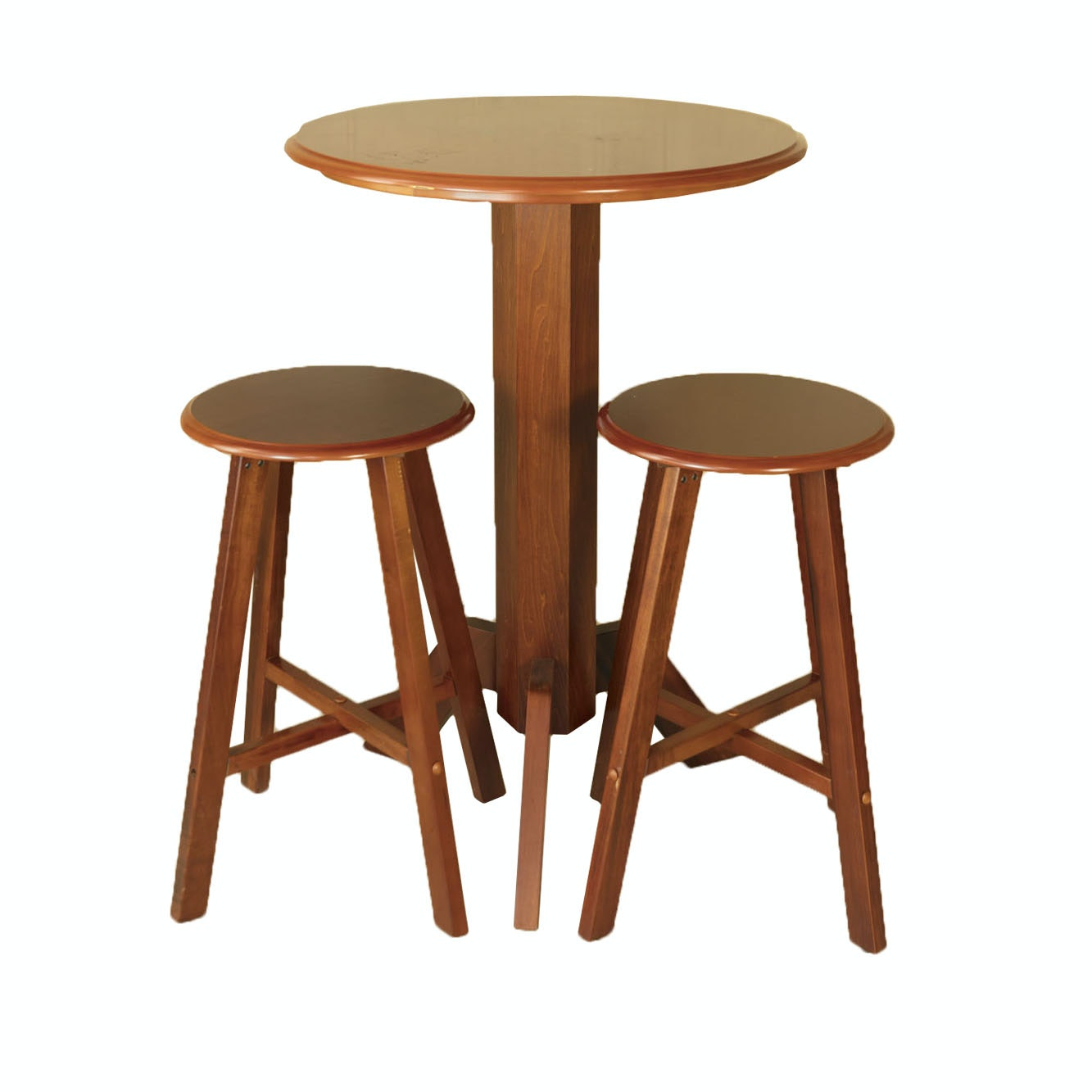 Bar Table With Stools By Sportcraft