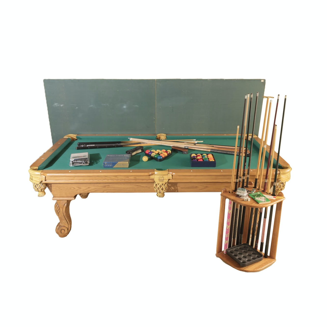 Billiards and Table Tennis Tables and Equipment