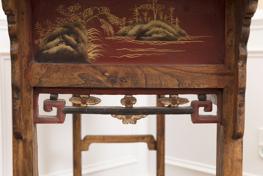 Chinese style console table ebth for Transmutation table 85 items