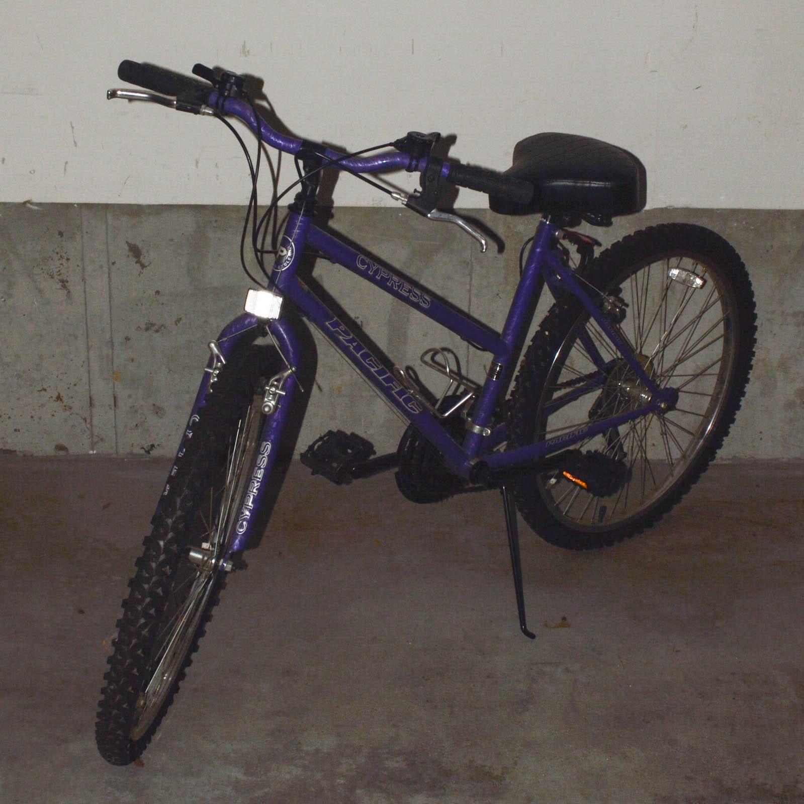 "Pacific ""Cypress"" 21-Speed Mountain Bike"