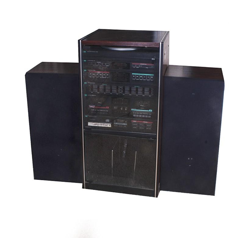 J.C. Penny MCS Series Stereo