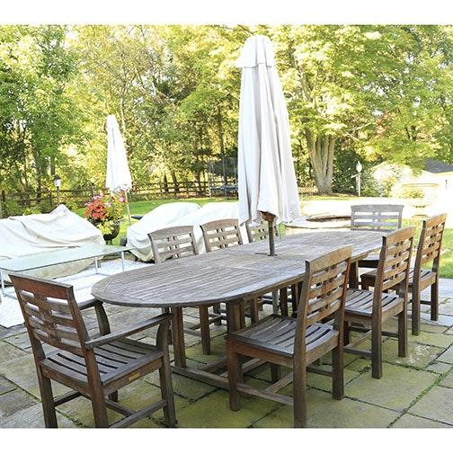 Kingsley Bate Ltd. Teak Outdoor Furniture