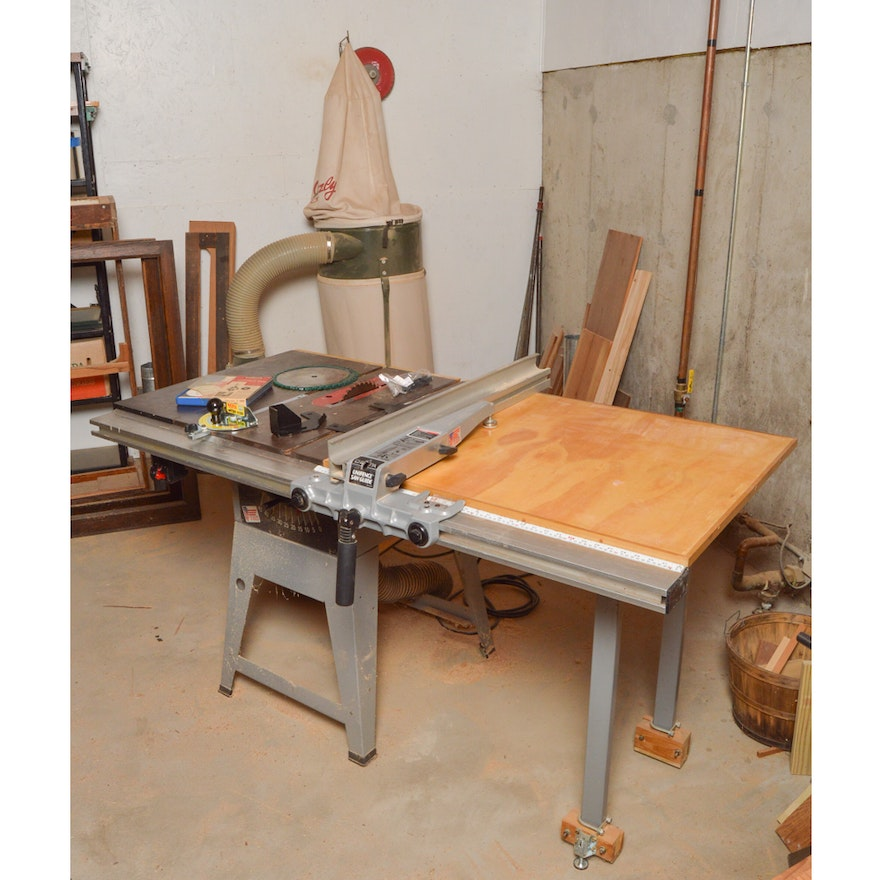 Delta Table Saw Dust Collector - Table Design Ideas