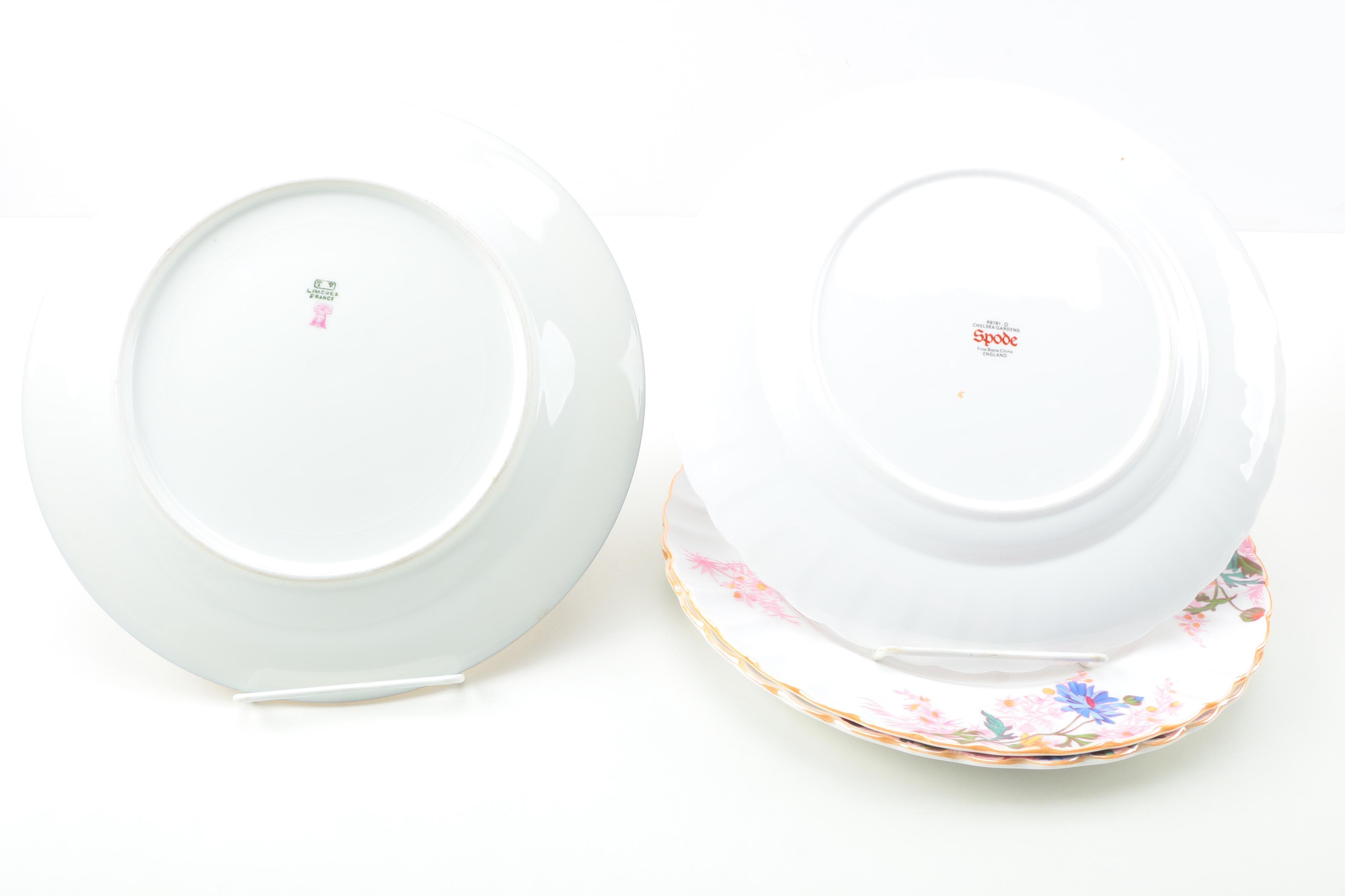 Assortment Of Porcelain Tableware Ebth