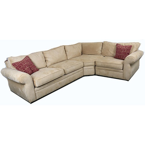 Sectional Sofa by Pottery Barn