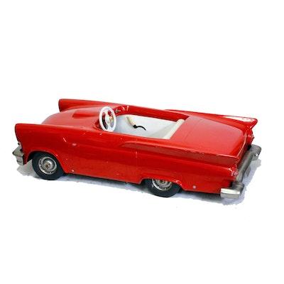 Vintage Children's Thunderbird Jr. Powercar