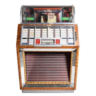 Vintage Seeburg Select-O-Matic 100 Jukebox