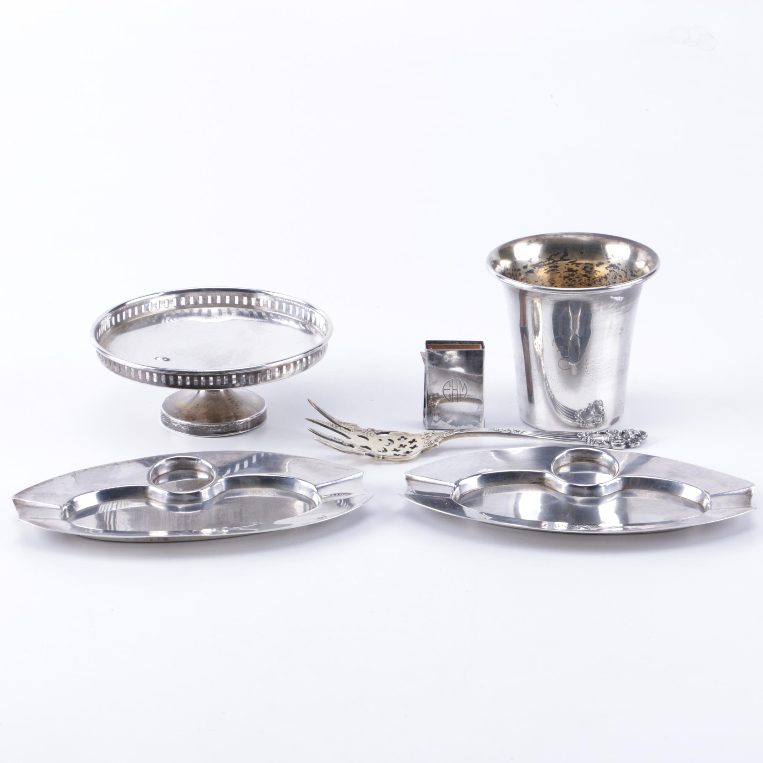 "Towle ""Georgian"" and Other Sterling Silver Tableware"