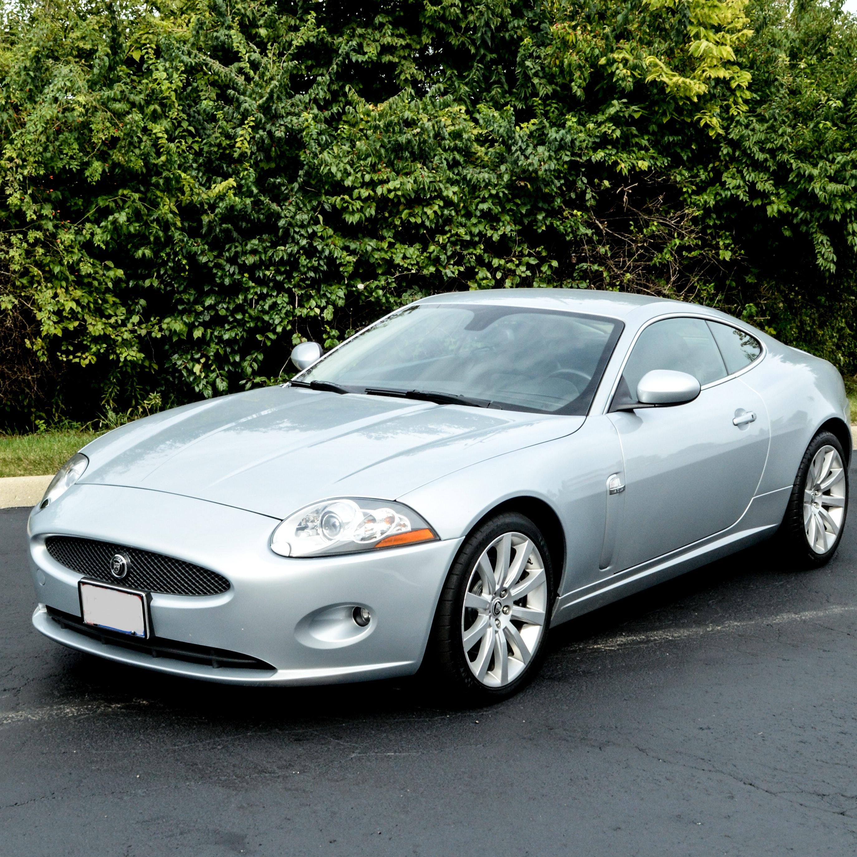 2008 Jaguar XK Luxury Coupe