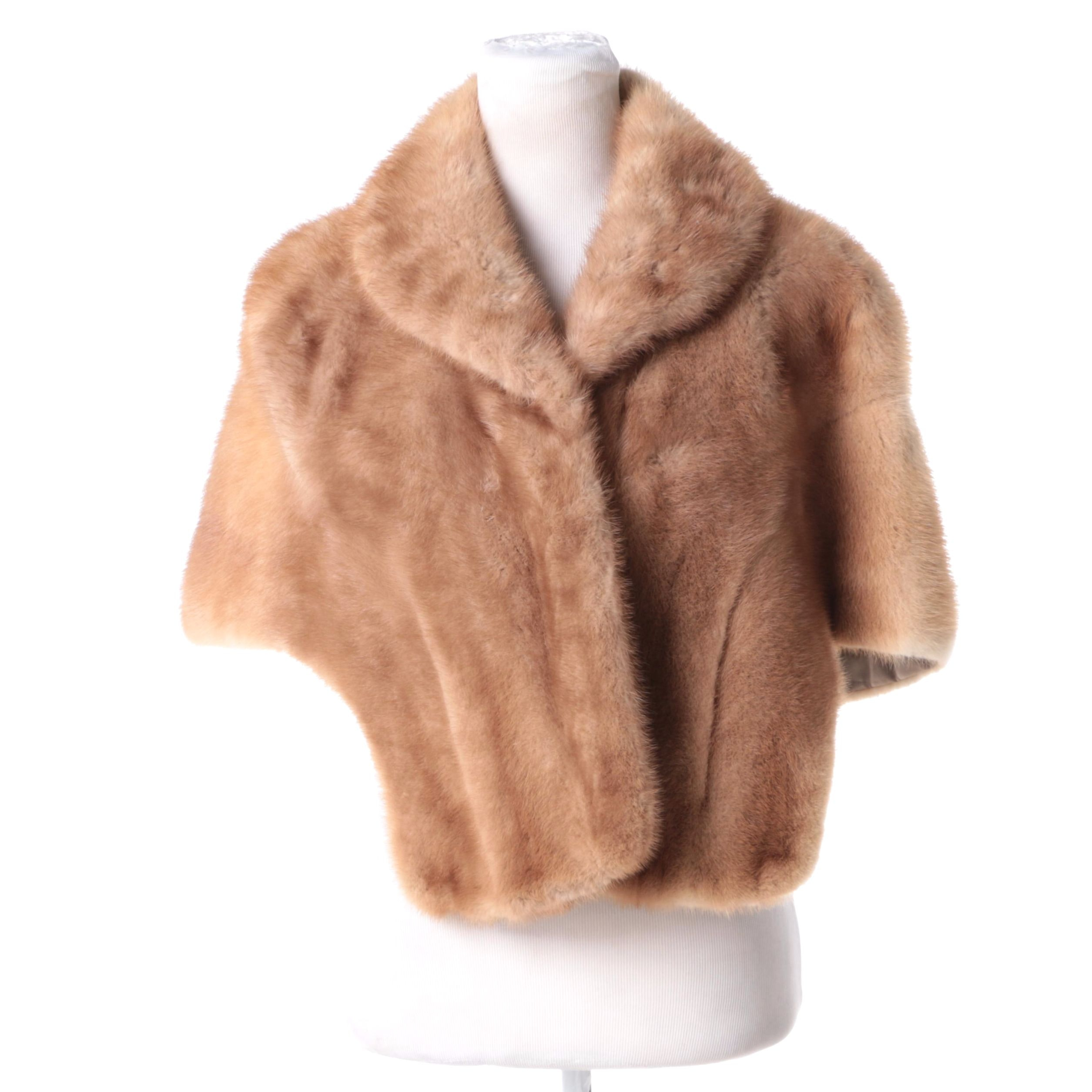 Mink Stole by Flemington Furs