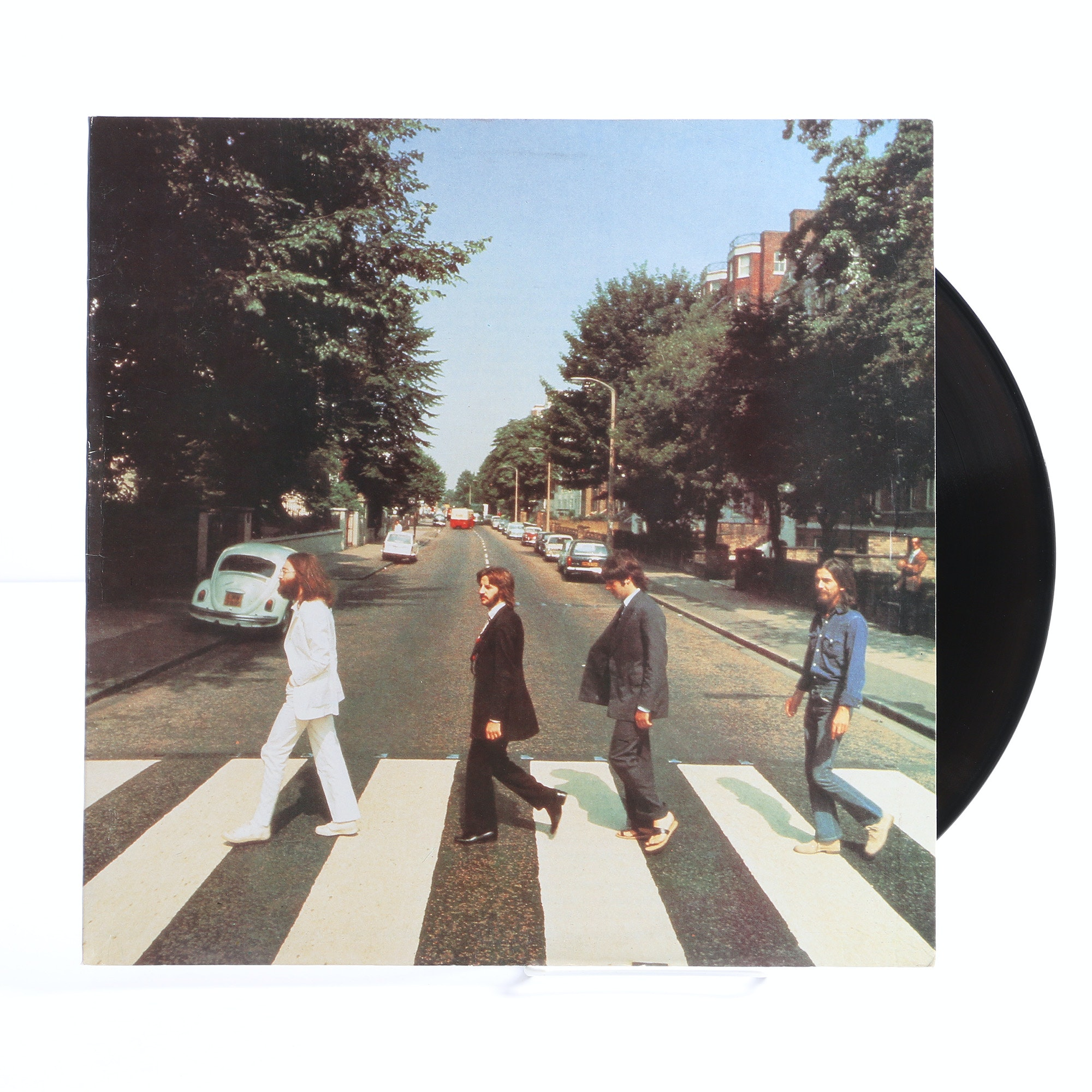 "The Beatles ""Return to Abbey Road"" UK Fan Club LP"