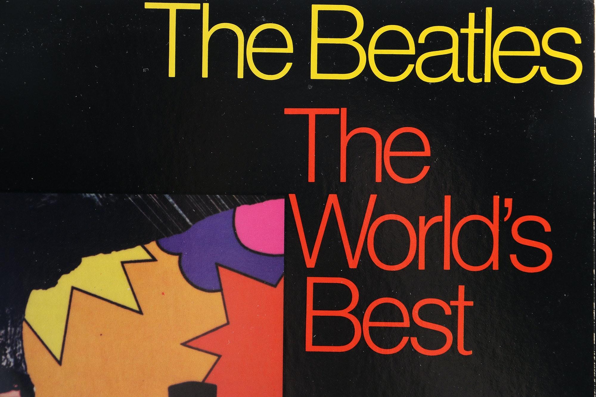 The Beatles Quot The World S Best Quot German Compilation Lp Ebth