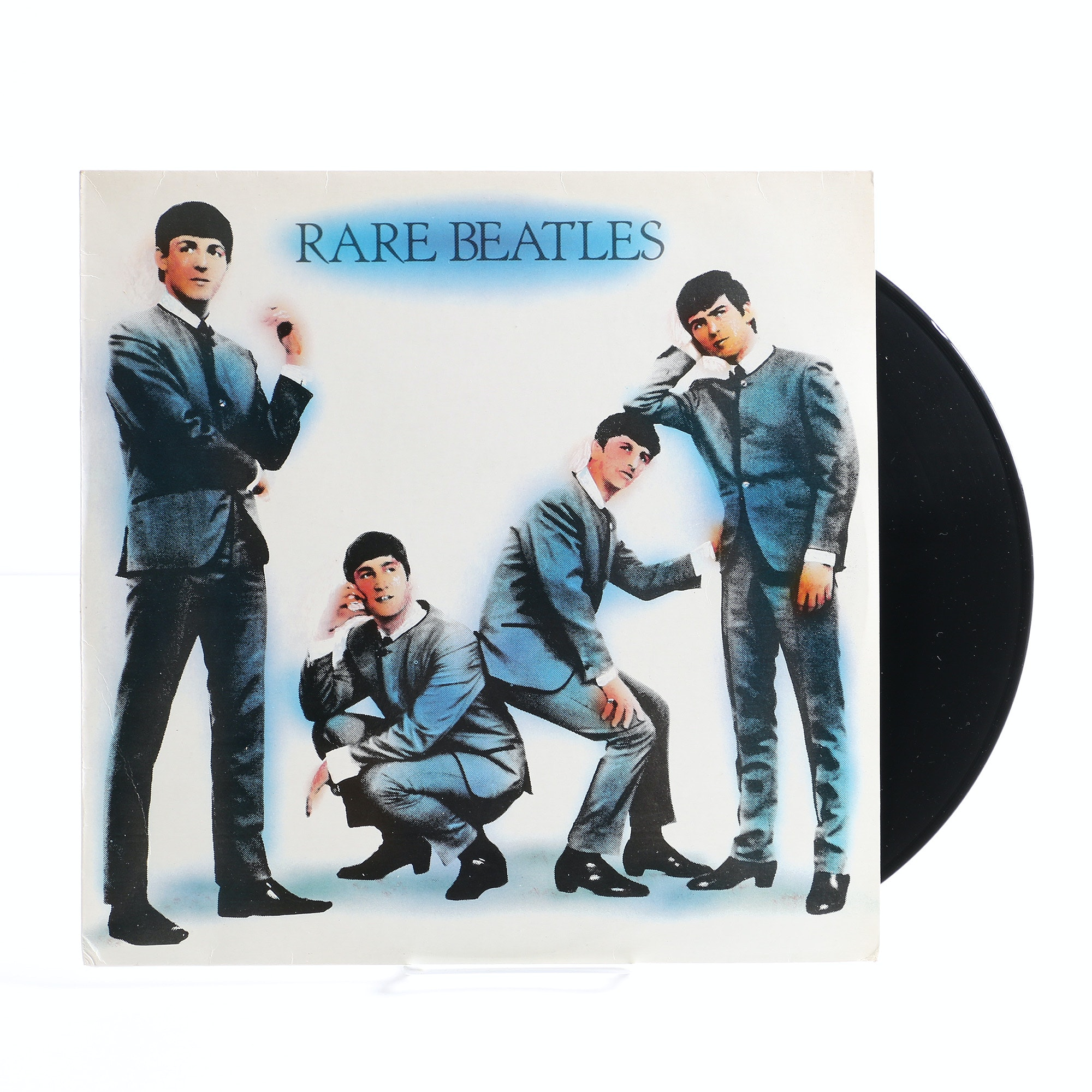 "The Beatles ""Rare Beatles"" UK Pressing LP"
