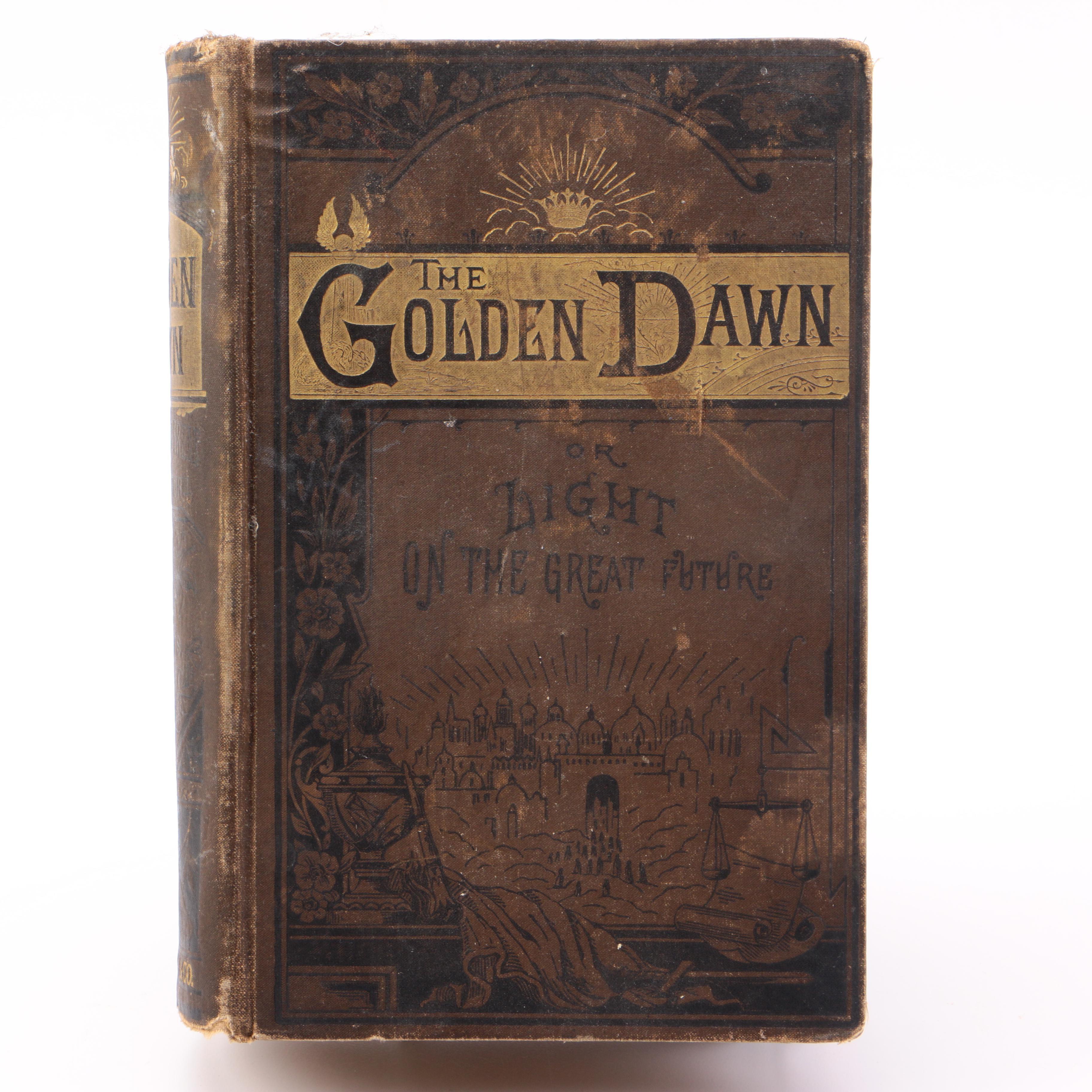 "1884 ""The Golden Dawn"""