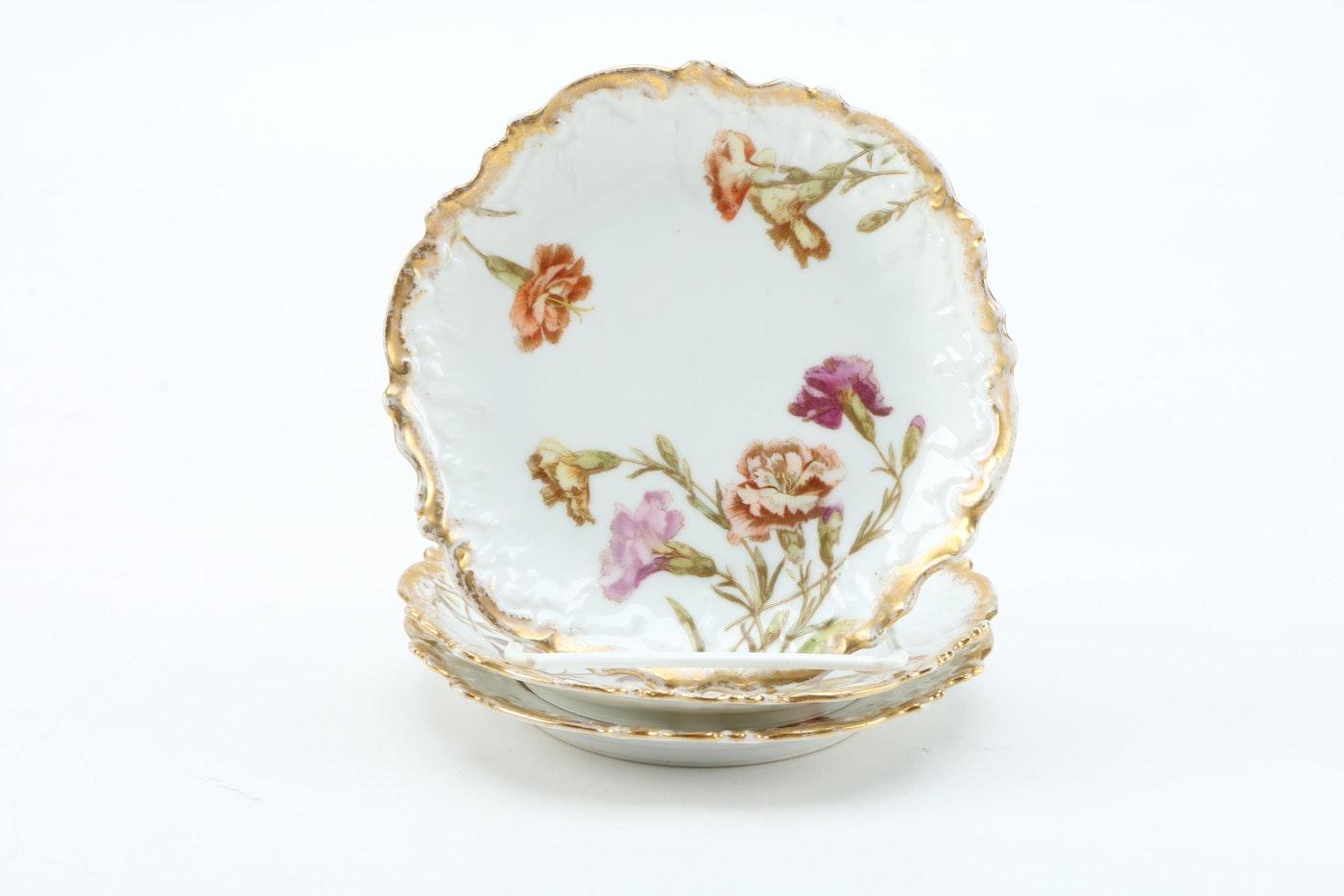 antique tressemann vogt limoges porcelain tableware ebth. Black Bedroom Furniture Sets. Home Design Ideas