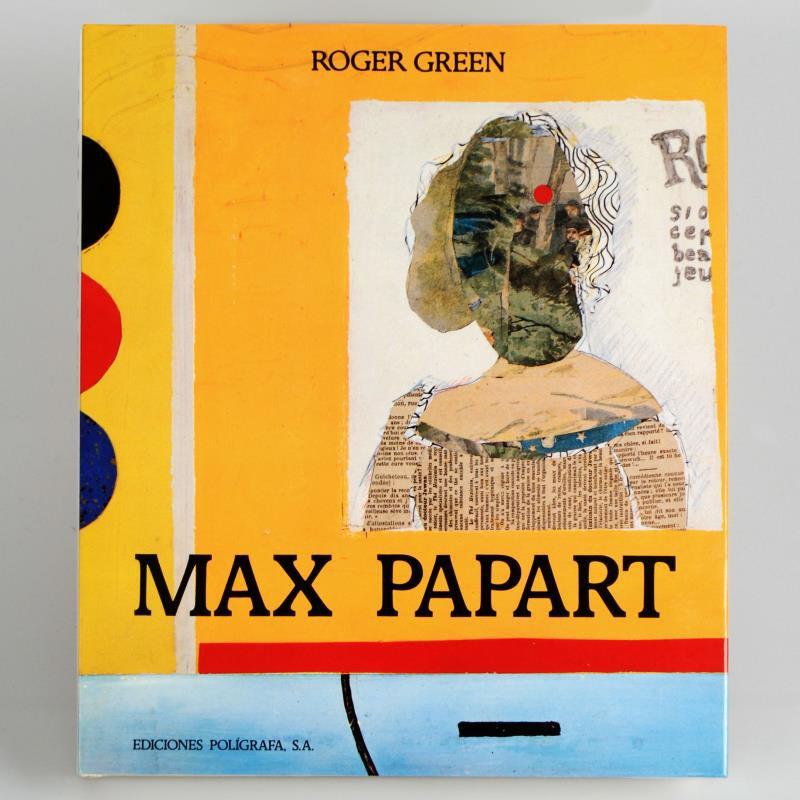 Max Papart Fine Art Book