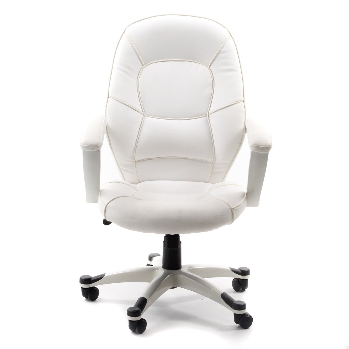 Best of White Vinyl Rolling fice Chair Review - Beautiful rolling office chair Beautiful